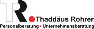 Thaddäus Rohrer Unternehmensberatung & Personalberatung logo